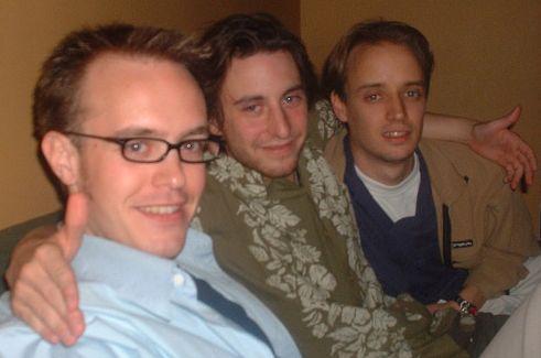 phil, carl et jean hassan