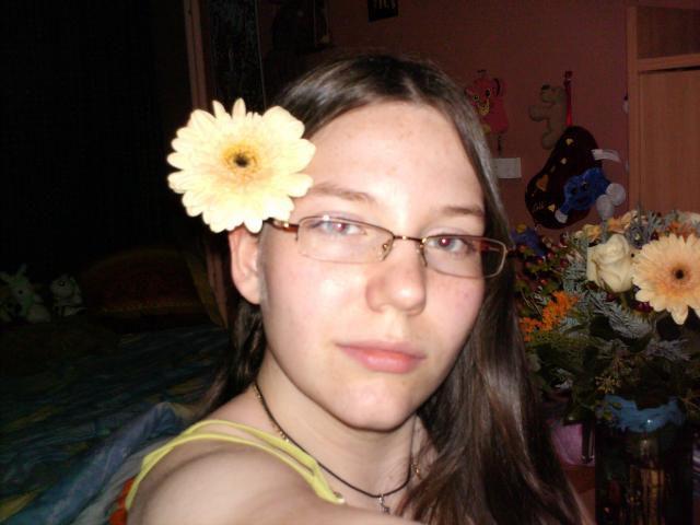 Moi fleur
