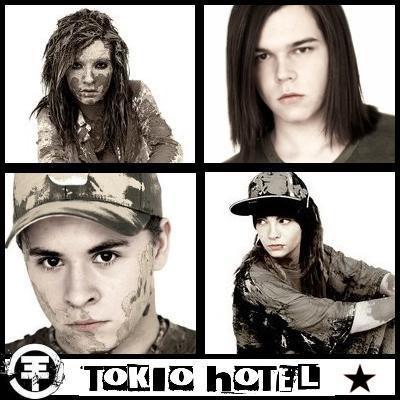 Mon groupe préféré !!!