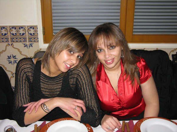 ma jumelle et moi