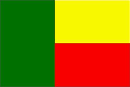 drapeau béninois