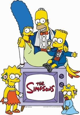 The Simpsons...