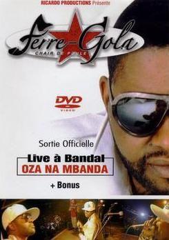 Ferre Gola Live Bandal