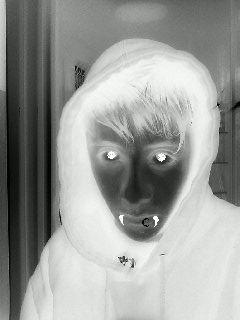 mwa en mode jc po kwa XD jdiré vampir emo ><