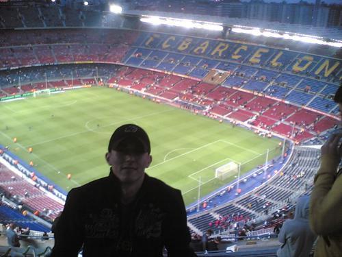 Camp Nou - Barcelone