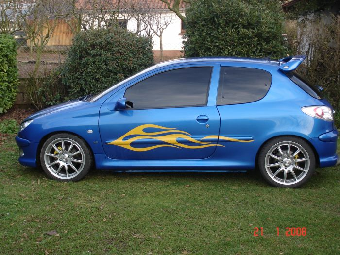 voiture de mon frère