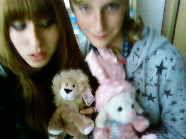 Manon et moi xD