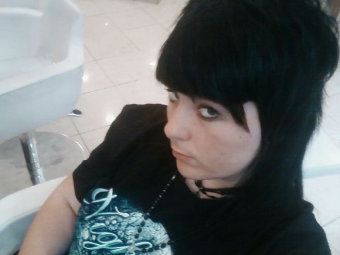 Mon beau tee-shirt de Nightwish !! JE T'AIME XD