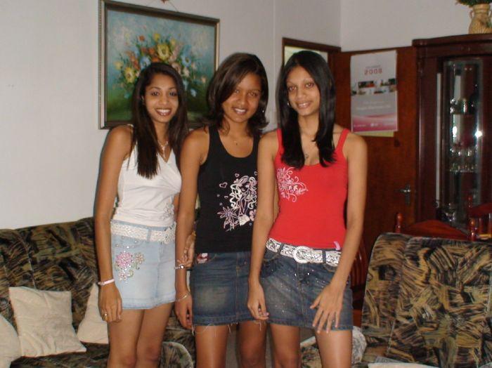 Ma cousine, ma soeur et moi!