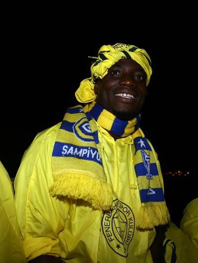 Appiah In Love Of Fenerbahçe(my Team)