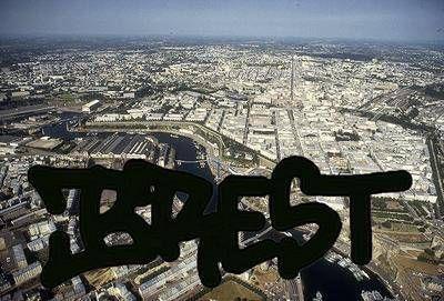 Brest la ville ou je suis né