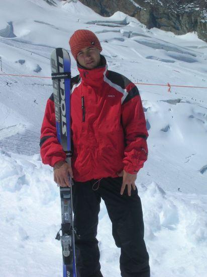 Moi en Mode Skieur