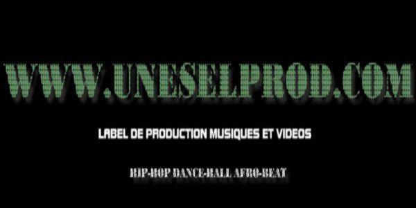 Site Officiel du Label Uneselprod_2  www.uneselprod.com