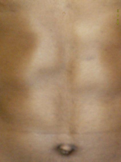 zoom sur mes abdos