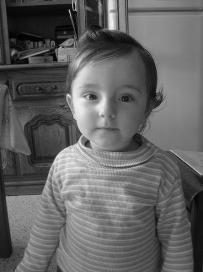 Ma fille, la plus belle des miss !! En 08 ..