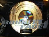 disque d'or double face 4 plus de 250 000 ventes