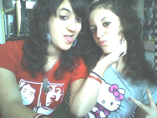 Ma soeur & moi !!!!!