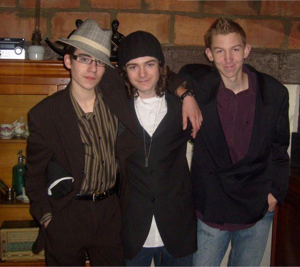 Titienne, Moi & Benou ! ! !