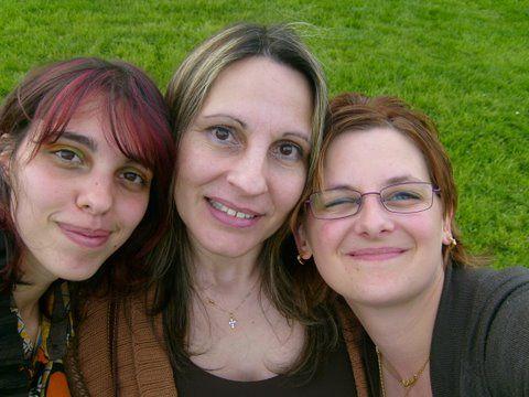 Nathalie , ma maman et moi