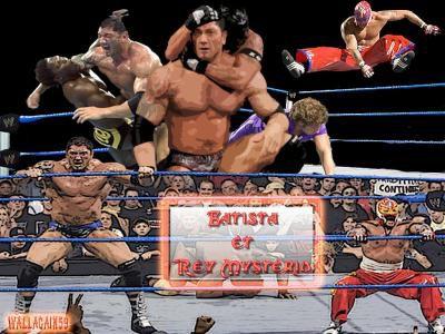 Batista et Rey Rey