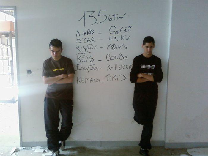 Reprèsente[A-kro & Sof1n]135 La Tim'