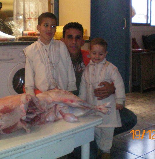 yo y mis sobrinos