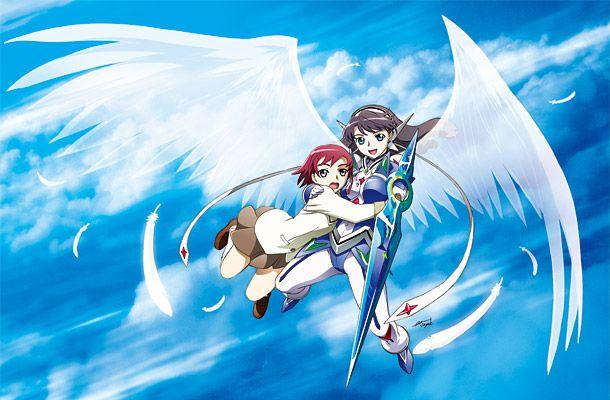 Rena et Shifuru...  My Z-HiME S.ifr pOwaaaa ! xD