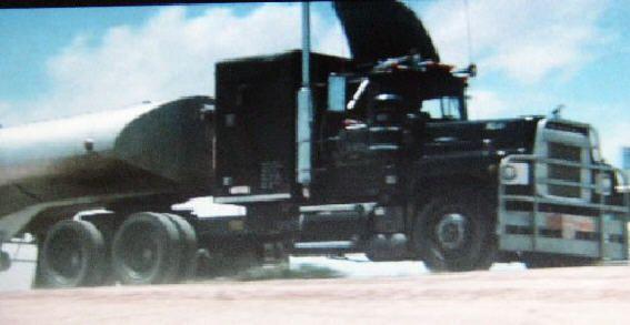 """le camion du film""""le convoi"""""""