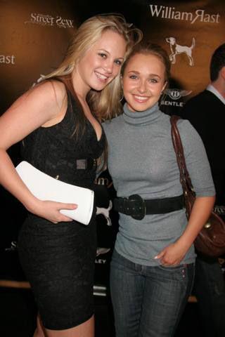 Hayden et Danielle.