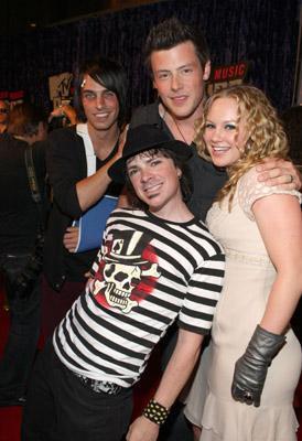 Avec les co-stars de KAYA, aux VMA, Las Vegas.