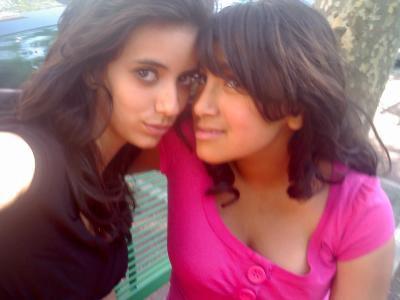 Nathalie & Nour <3
