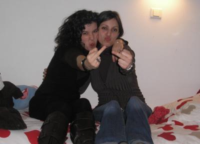 alex et audrey mode rebel ...... MDRRRRRRRR!!!!!!!!!!!!!!!!!