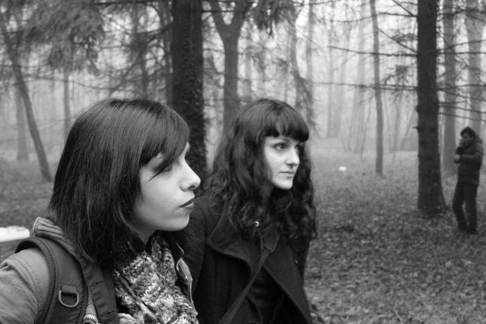 Candice & Stéphanie (modèle de la pochette)