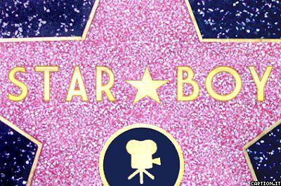 STARBOY...