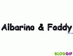 albarino and faddy