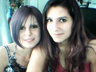 mes 2 filles !