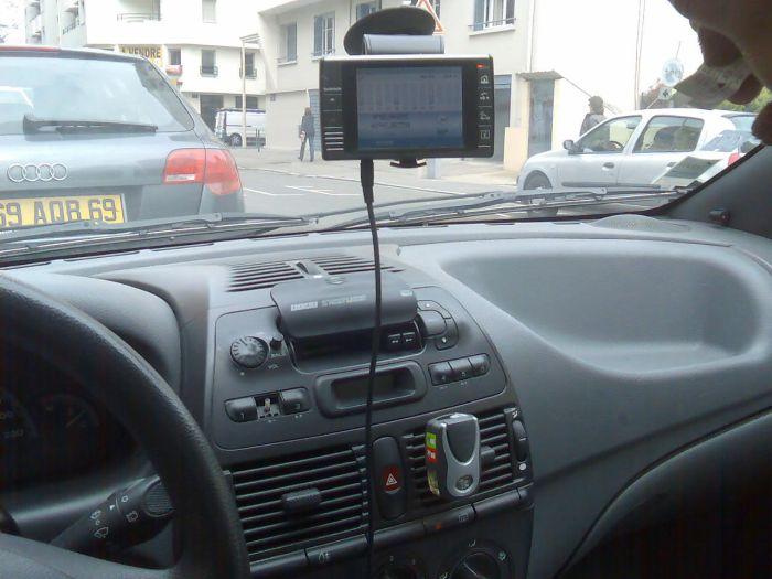 Bercy GPS