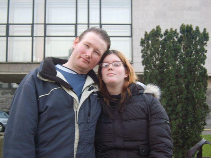 ma copine et moi