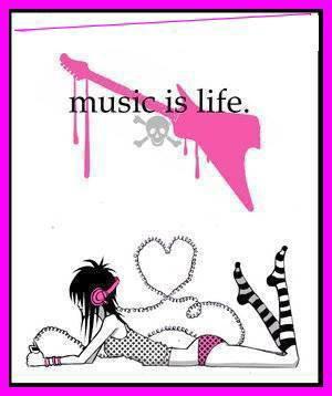 I love musik !