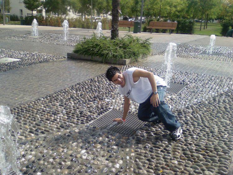 Aux fontaines