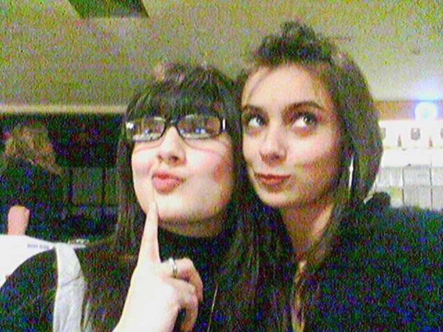 moi and natia yeaaaahhh