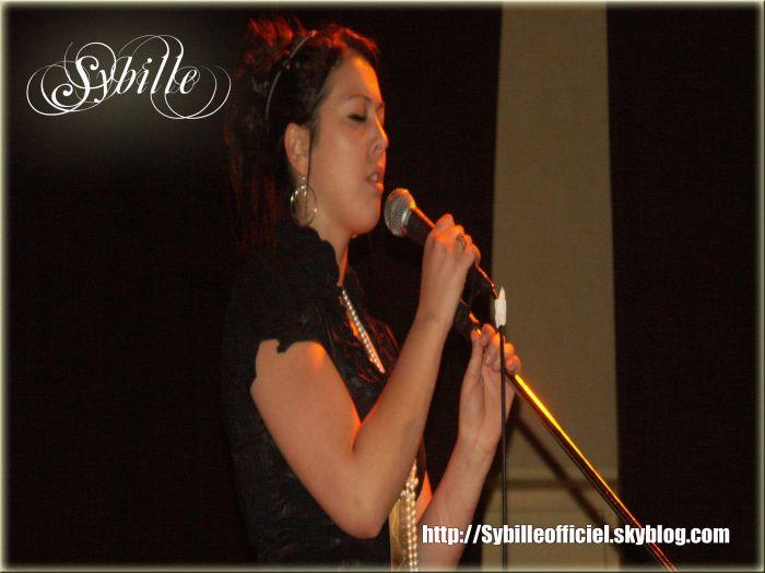 Sybille concert du 10 mai