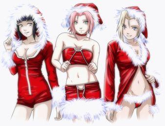 Hinata, Sakura et Ino