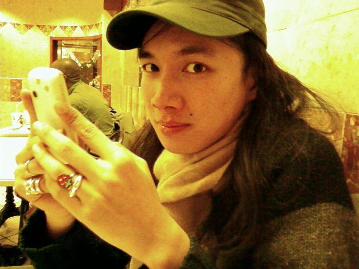 ichigoooooo photo prise d'un portable donc qualité ...