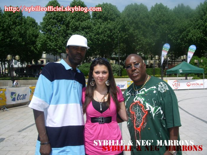 Sybille & Neg'Marrons