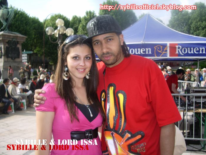 Sybille & Lord Issa
