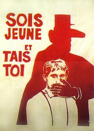 Mai 68, Mai 08 Nous sommes toujours dans la rue!!!!