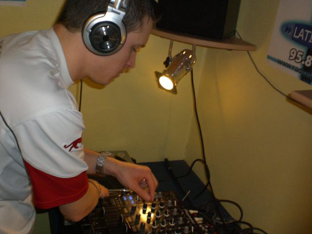 Dj Vince 2.3 in the mix!