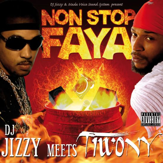 non stop faya...new street mix ds les bacs