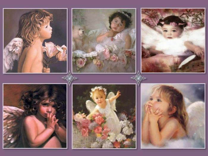 les anges en chacun de nous, cherchez ...